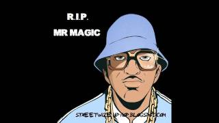 DJ Premier - R.I.P. Mr. Magic Tribute Mix Pt1.