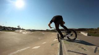 Andrew White: 5 Lines for BMXFU