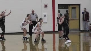 Ellsworth at Camden Hills girls basketball