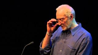 Charles Dance reading from Josephine Hart's Damage // Hibrow Literature