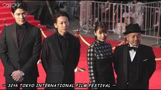 【TBTV速報】http://twitter.com/tbtvtwit 【Tokyo Borderless TV】 http://tokyoborderless.tv/ (C) 2019 TIFF.