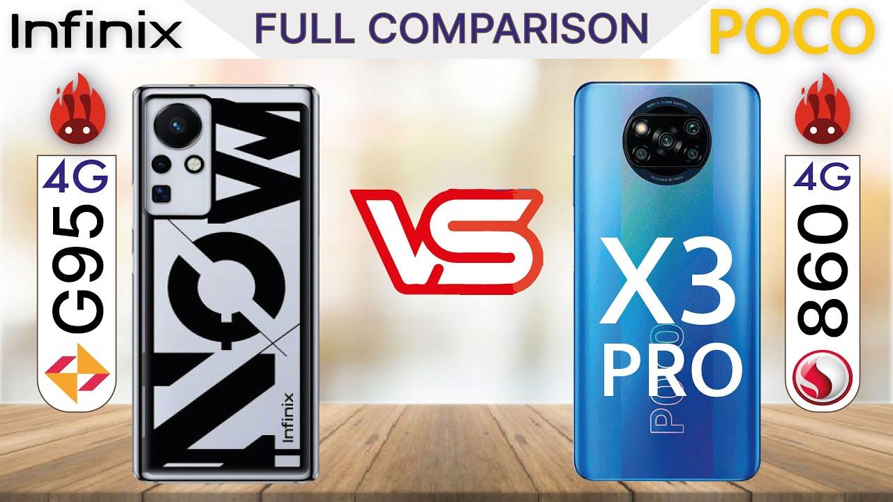 Infinix Zero X vs POCO X3 Pro Full Comparison   Which is Best