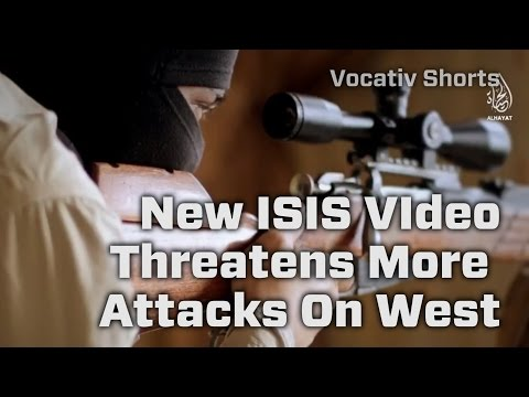 ISIS Threatens Attack On New York In Gruesome Rap Video