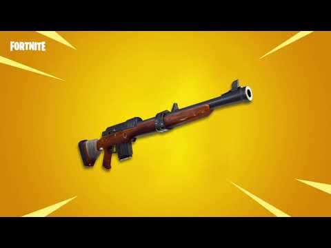 Fortnite| Hunting Rifle Sound Effect