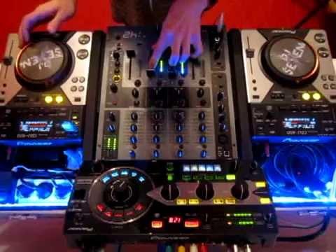 DJ SEVEN Alessandro Sette // Best Remixes n.5  2013 // New Best Dance Music 2013