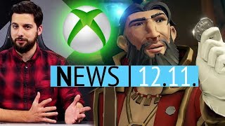 Microsoft kauft Obsidian & inXile - Maus- & Tastatur auf Xbox One - News