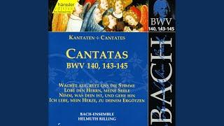 Nimm was dein ist, und gehe hin, BWV 144: Aria: Genugsamkeit ist ein Schatz in diesem Leben...
