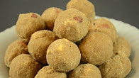 New Dishes To Cook- Wheat Flour Laddu