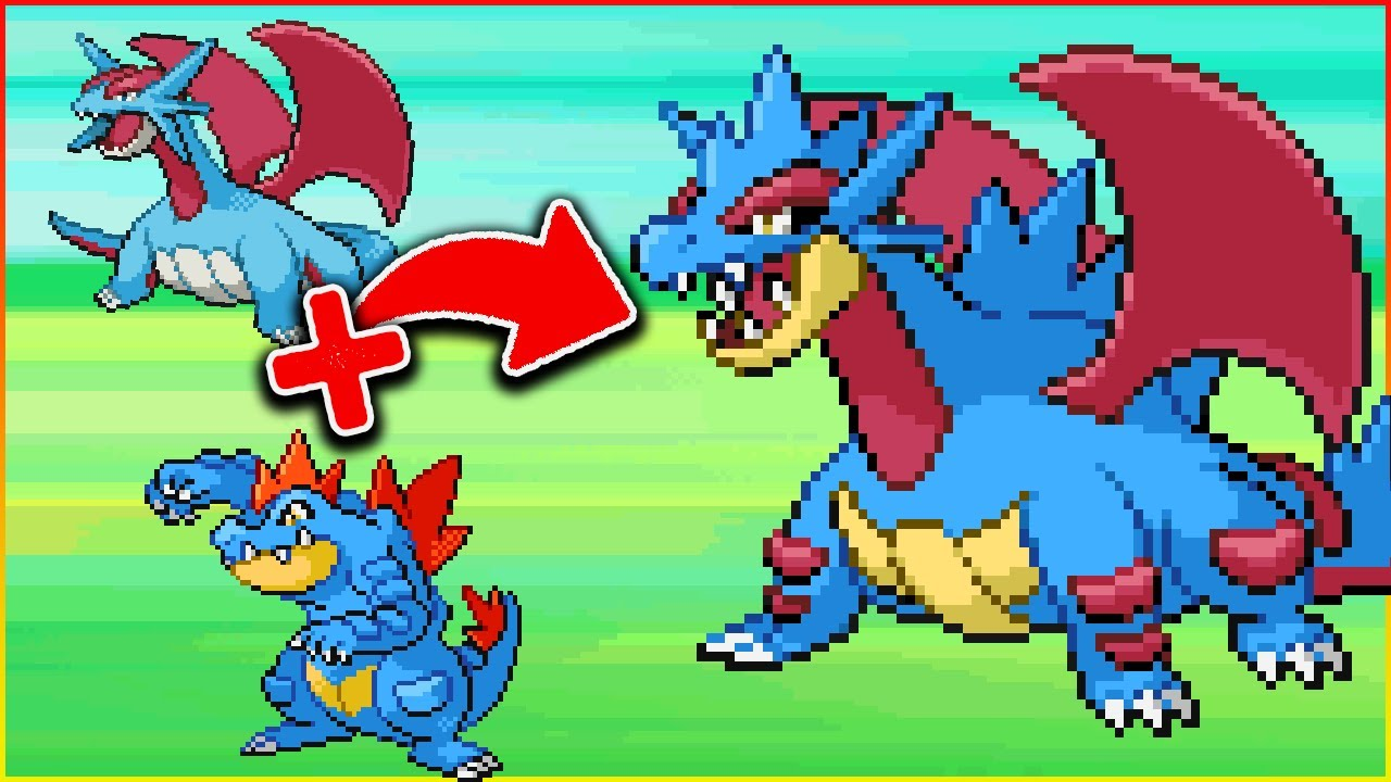 Pokemon Fusion Generation Let S Play Walkthrough Episode 1 Quot Hello Quot Youtube