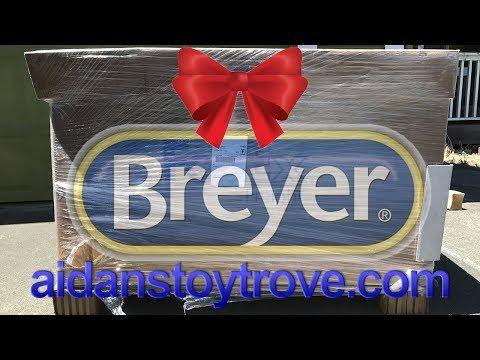 Breyer Freight Shipment For the Western States Horse Expo