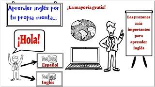 Las 5 Razones Más Importantes Para Aprender Inglés