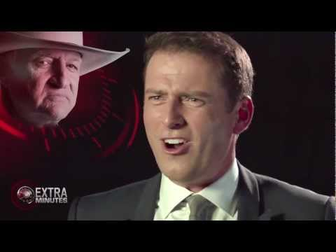 EXTRA MINUTES   The one and only CANDID BOB KATTER