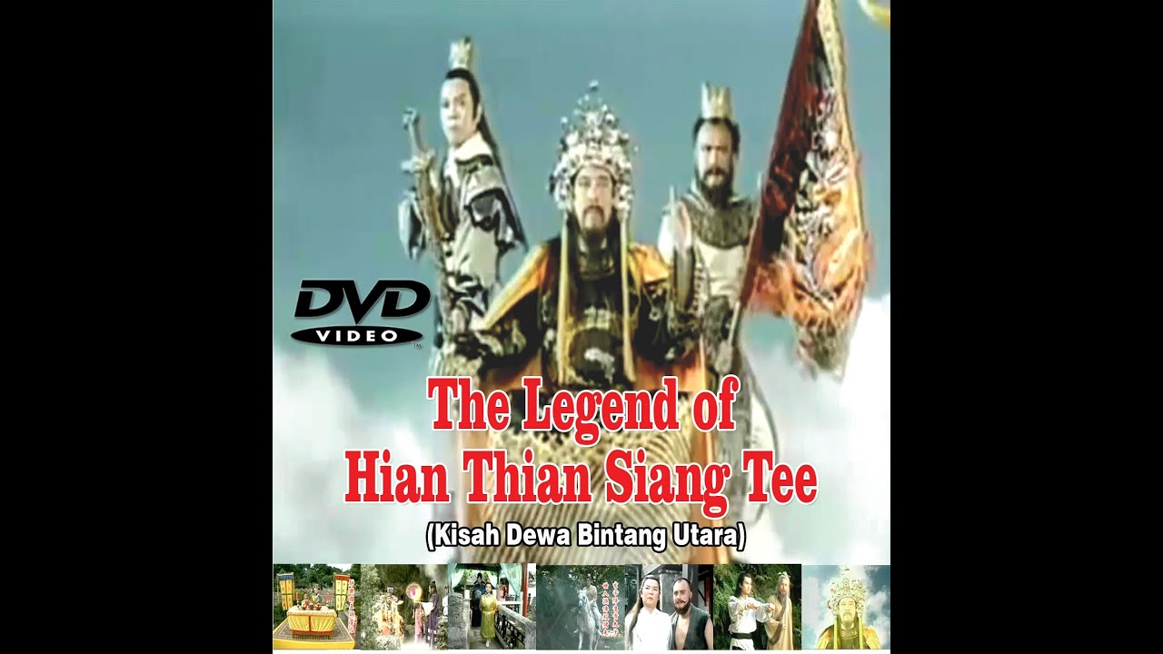 Download The Legend of Hian Thian Siang Tee Part 1