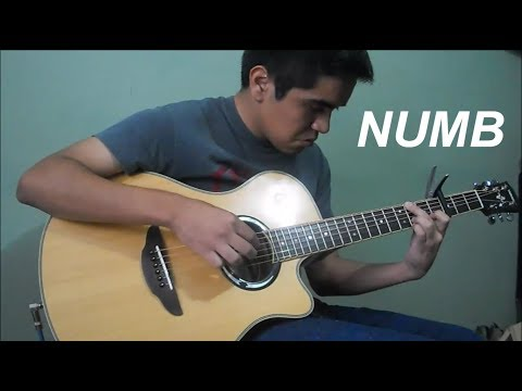 (Linkin Park) Numb [Fingerstyle Guitar Cover] [+FREE TABS]