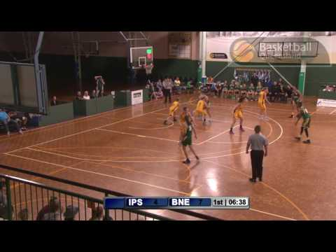 Ipswich Force v Brisbane Capitals Women's QBL 2016