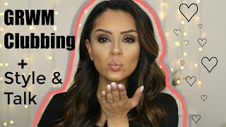Liebeskummer, Sport, Make-up I GRWM CLUBBING + Style & Talk I Tamtam Beauty