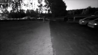 Foscam FI9901EP 4 MP IP Camera Review - NightTime Recording
