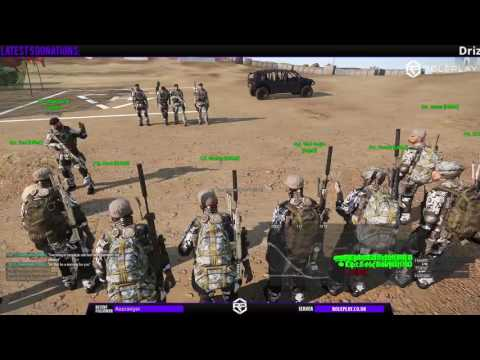 Arma 3 - UNMC - Roleplay.co.uk - Promotions & HM Cops? Huron scrappy?