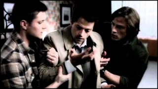 Castiel & Dean - Angel With A Shotgun
