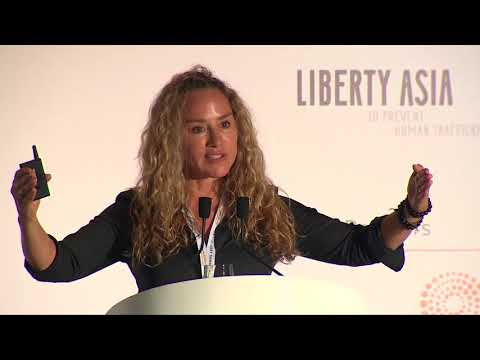 Thomson Reuters Anti-Slavery Summit 2017 – Lisa Kristine, Setting the Scene