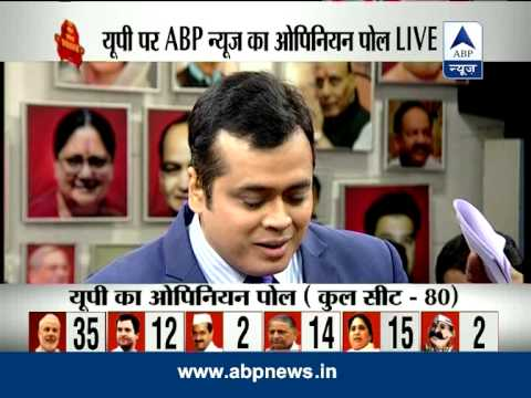ABP News-Nielsen Opinion Poll: BJP gains ground in UP, party to win 35 seats