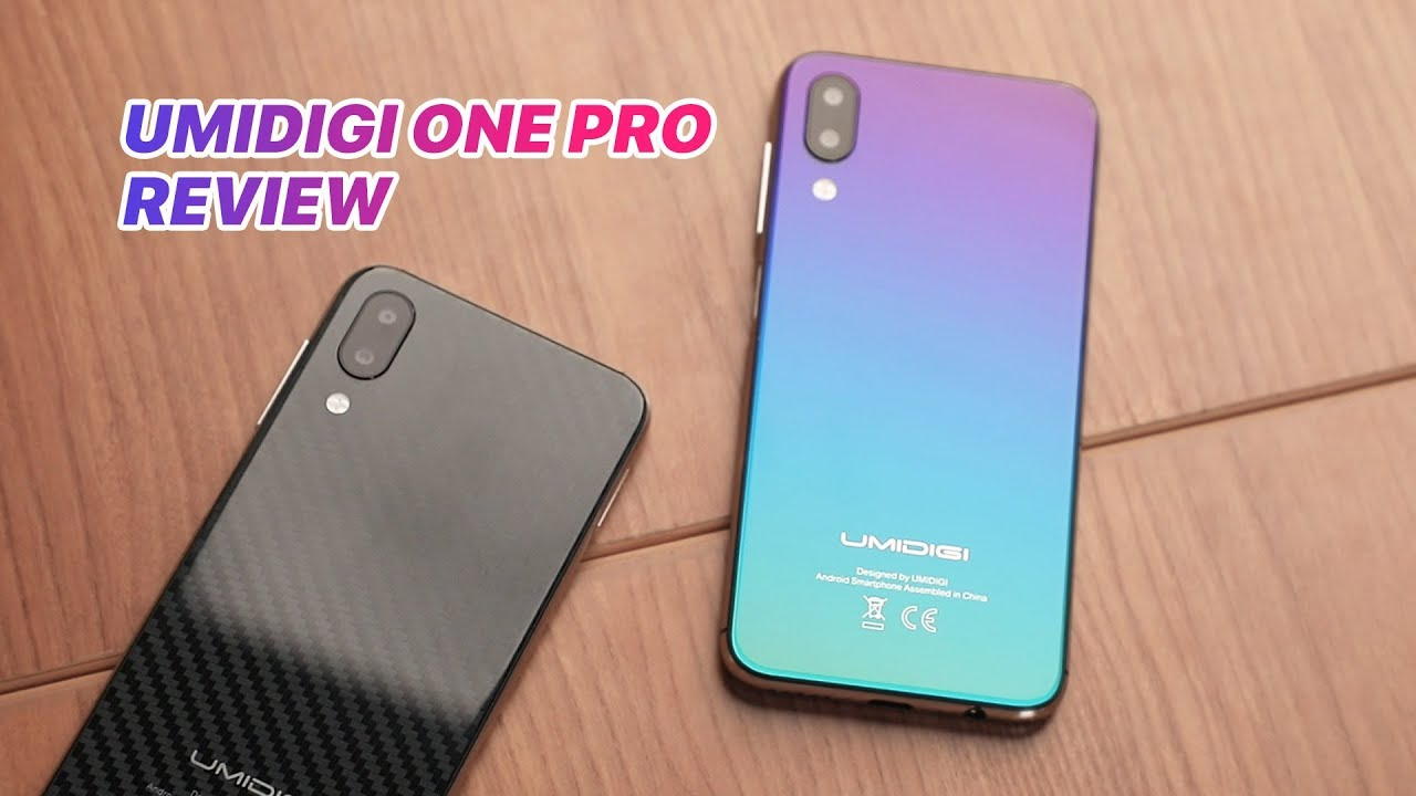 UMIDIGI One Pro Official Review  Compact flagship with an upgraded bokeh  effect