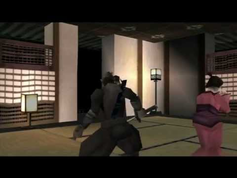 Tenchu: Stealth Assassins [USA] (Rikimaru Playthrough)