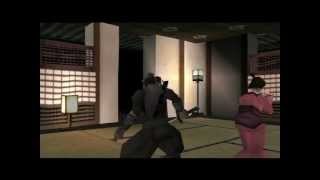 Tenchu: Stealth Assassins [USA] (Rikimaru Playthrough)
