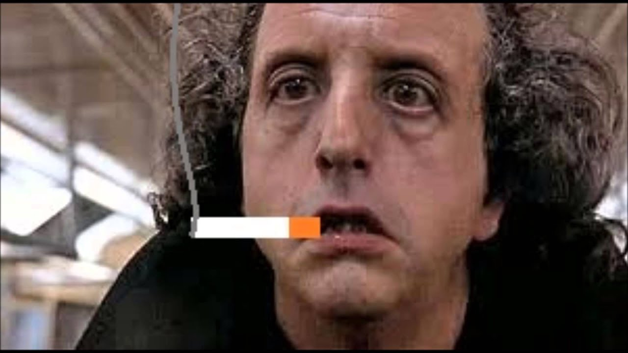 Vincent Schiavelli Marfan Syndrome Ghost (1990) Review - ...