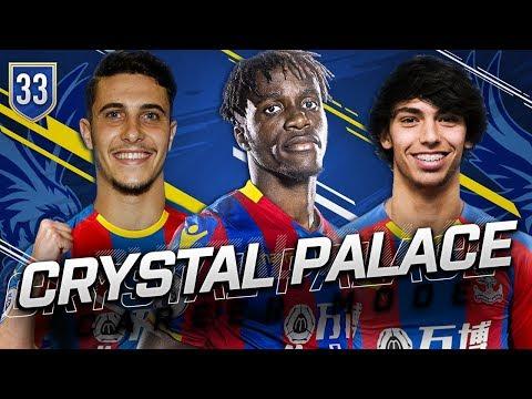 FIFA 19 CRYSTAL PALACE CAREER MODE 33 - EUROPA LEAGUE SEMI-FINAL