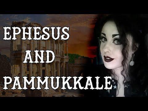 Holiday in Turkey - Ephesus and Pammukkale Trip