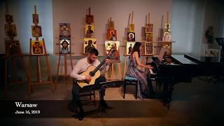 Walicki-Popiolek Duo | Chamber Music Concert | Warsaw