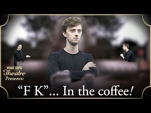 """VGT Presents: DEADLY PREMONITION — """"F K... In the Coffee!"""" (2010) 