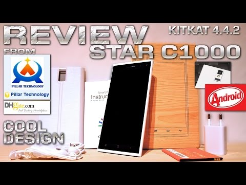 "Star C1000 MTK6582, 5.5"" [REVIEW] Kitkat 4.4.2, Fingerprint ID, LED & OTG, 1GB RAM/8GB ROM"