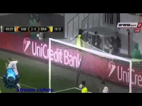 Download Shakhtar Donetsk vs Braga 4 - 0 / Europa League