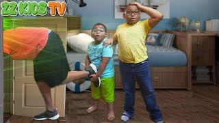 What's On The Other Side? (Secret Door The Movie!) ZZ Kids TV Compilation