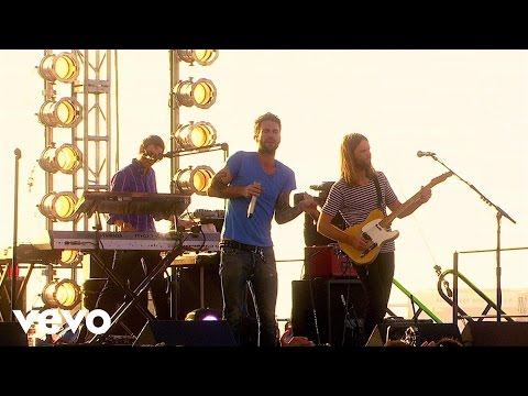 Maroon 5 - Sunday Morning (VEVO Carnival Cruise)