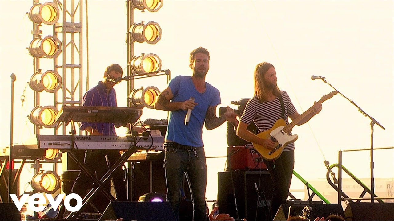 maroon-5-sunday-morning-vevo-carnival-cruise-maroon5vevo