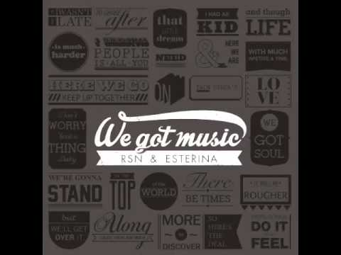 Rsn & Esterina: Eyes Closed (Skit) [We Got Music] [The Sound Of Everything]