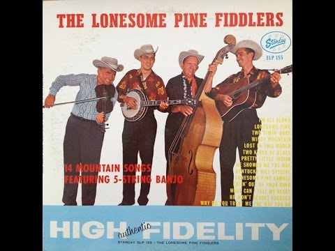 Lonesome Pine Fiddlers