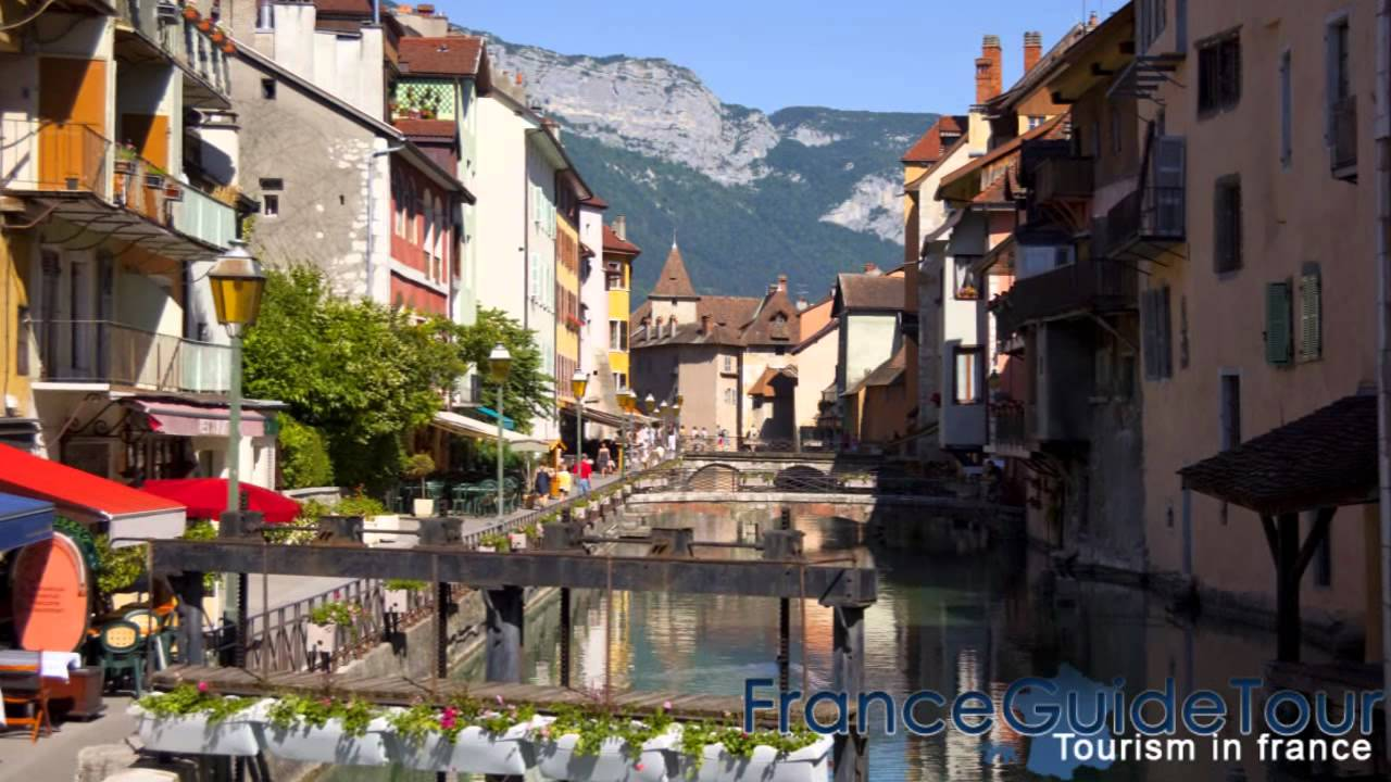 Annecy Visite De La Vieille Ville