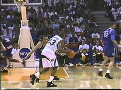 03/24/1994 NCAA Southeast Regional Semifinal:  #4 Kansas Jayhawks vs.  #1 Purdue Boilermakers