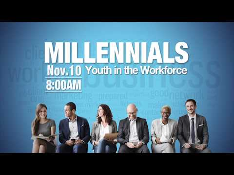 Join us at our next Global Connections event on Millennials!