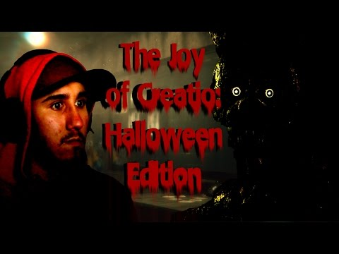 I HAVE NEVER BEEN SO SCARED | The Joy of Creation: halloween