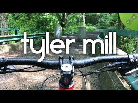 Purple Trail at Tyler Mill in Wallingford, CT :: Mountain Biking Connecticut