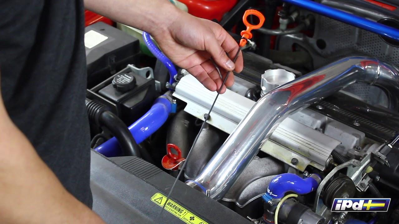 120304 - Engine Oil Dipstick S60 S80 V70 XC70 9497557