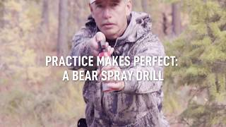 Bear Spray Tips from the Pros Video