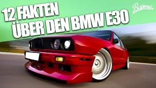 12 Fakten über den BMW E30   BAVMO Car Facts