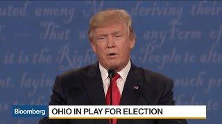 Clinton vs. Trump: The Fight for Ohio
