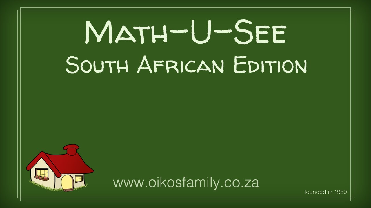 math u see Summary each math-u-see curriculum set is complete in scope if you use math-u-see as designed, you shouldn't need any supplements it is actually designed for homeschool use, so no adaptation is required.